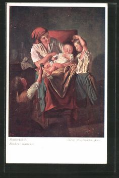 Künstler-AK Brüder Kohn (B.K.W.I) Nr.514-2: \