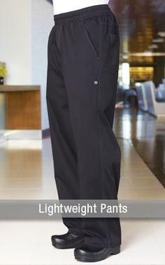 Lightweight pants