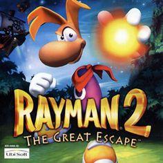 Rayman 2 - pc