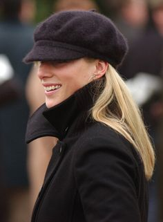 Zara Phillips Style: The Huntswoman (sporty, yet elegant, relaxed yet put together)