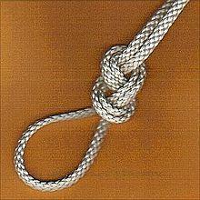 Nudo de ocho    rematar la punta de un cabo evitando que se deshaga http://es.wikipedia.org/wiki/Nudo_de_ocho