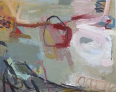 Jane Lewis,  boulder, oil on canvas, 80 x 100 cm
