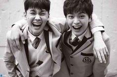 Ilhoon and Sungjae ❤