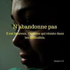 #courage, Dieu est là avec toi! #versetdujour                              … Bible Words, Bible Quotes, Bible Verses, Religion, Little Prayer, My Life Quotes, French Quotes, Walk By Faith, God First