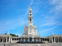 The Sanctuary of Our Lady of Fatima: Site of a vision of the Virgin Mary - Travel & Leisure - Catholic Online - The Sanctuary of Our Lady of Fatima is built on the spot where three children saw a vision of the Virgin Mary - UNESCO World Heritage Site