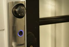 Answer Your Front Door Remotely With DoorBot