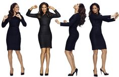 TV's Most Fashionable Working Girls: Jessica Pearson, SUITS - Cinemazzi