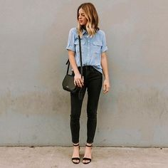 More looks by Michelle Madsen: http://lb.nu/takeaim  #casual #classic #minimal