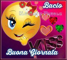 From my Awesome Friend ~ Teri Pilecka Love Smiley, Emoji Love, Emoji Images, Emoji Pictures, Bisous Gif, Smiley Emoticon, Smiley Faces, Funny Emoji Faces, Naughty Emoji
