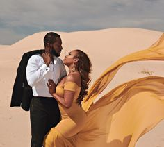 Charlye and Stanley Regal Desert Romance Engagement Munaluchi Bride