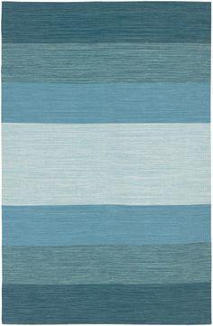 RugStudio presents Rugstudio Sample Sale 61686R Dark Blue Woven Area Rug