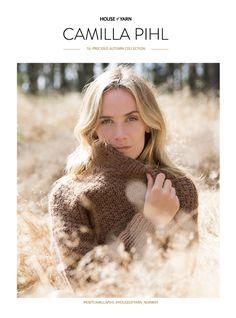 16 Precious autumn collection | Camilla Pihl Strikk Camilla, Turtle Neck, Autumn, Knitting, Sweaters, Diy, Collection, Fashion, Moda
