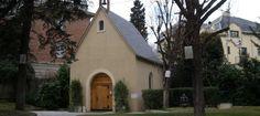 Roban una custodia del santuario de Schoenstatt en Madrid