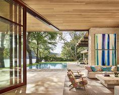 Residência Lago Austin / A Parallel Architecture