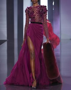 phe-nomenal: Ralph & Russo Fall 2014 Haute Couture