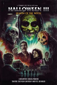 Halloween III: Season of the Witch.  If this didn't whet audience appetites for…