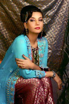 Shabana Azmi Plays A Pakistani Mother