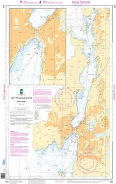 NHS Chart 482: Moss havn