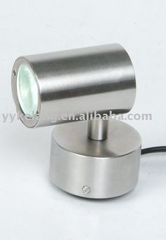 Stainless steel spot lamp great pin!