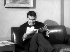 Jack Nicholson with a bow tie in The Little Shop of Horrors (1960) | www.lenoeudpapillon.fr