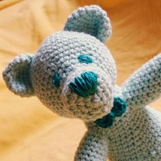 Kleine Bären Wars handgehäkelte unikate uschis teddybären
