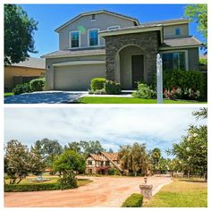 A #highlysoughtafter #5bedhome in #MorrisonRanch #GilbertAZ & an #EnglishTudor #mansion on #2acre #horseproperty of #possibilities in #MesaAZ - your #weekend just got more #exciting w/ our #OPENHOUSE! #Call 480-415-7616 #formoreinfo