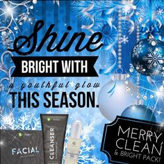 Merry Clean and Bright comes with a box of facial wraps, the awesome Cleanser, and the brand new Exfoliating Peel! All this facial beauty for spa results at home! It Works Global, My It Works, It Works Loyal Customer, Exfoliating Peel, It Works Distributor, It Works Products, Crazy Wrap Thing, Best Ads, Holiday Deals