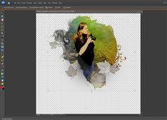 Photo masks tutorial at Memory Scraps