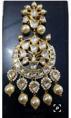 Welcome - Jaipur Polki House Indian Jewelry Earrings, Indian Wedding Jewelry, India Jewelry, Bridal Jewelry, Beaded Jewelry, Jewelery, Gold Jewelry, Daisy Jewellery, Quartz Jewelry