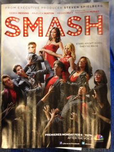 Looking forward to the premier of SMASH!  Christian Borle is fantastic!
