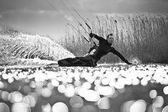 Kiteboarding - Kitesurfing