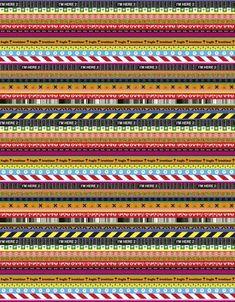 RHU-01 Layers Wallpaper by Richard Hutten