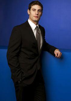Dan Girardi (New York Rangers)   The Hottest Guys In The NHL