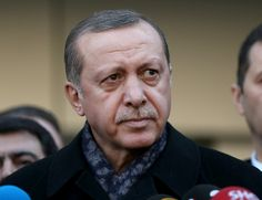 """Turkish President Recep Tayyip Erdogan is crying """"Islamophobia"""" after his government ministers weren't allowed to campaign in the Netherlands over the weekend in support of his bid to expand his presidential powers."""