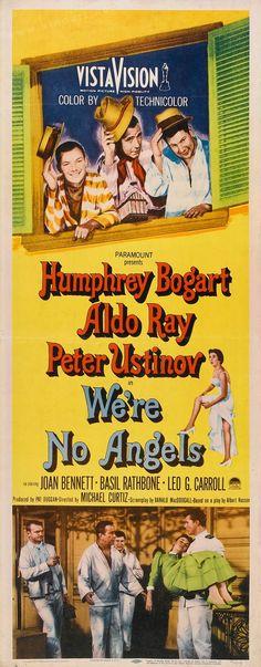www.kinoart.net We're No Angels