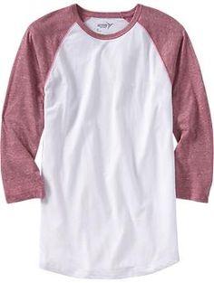Baseball shirts <3