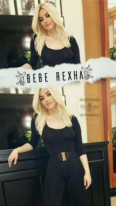 Bebe Rexha. Twitter: @mybeberexha Instagram: @beberexhasnap