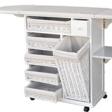 Ironimg board cabnet Sewing Room Organization, Laundry Room Organization, Laundry Room Design, Laundry Rooms, Ironing Board Storage, Ironing Station, Ironing Boards, Living Room Cabinets, Iron Table