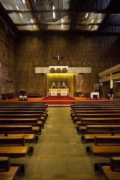 St. Bride's, East Kilbride // Gillespie Kidd  & Coia