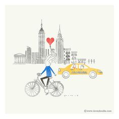 Love around the world @ New York