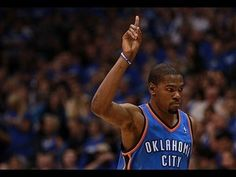 Kevin Durant's Top 10 Plays of the 2011-2012 Season