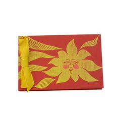Sun Notebook With Ribbon now featured on Fab.