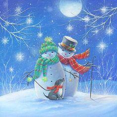 Bonhomme de neige- Sarah Summers