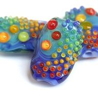 whimsical lampwork beads google search