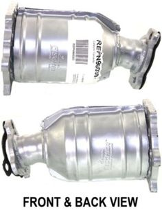 catalytic converter for honda pilot