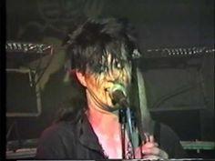 Ogre, Skinny Puppy, Dolce Vita Club, Lausanne (CH) 31.10.1986.