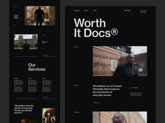 Worth It Docs Exploration 02 designed by Wesley van 't Hart. Connect with them on Dribbble; Interface Design, User Interface, Mise En Page Web, Ui Web, Responsive Web, Ecommerce, Web Design Inspiration, Daily Inspiration, Design Ideas
