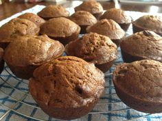 Date and Cinnamon Muffins