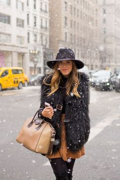 {winter wishlist: fluffy vest}