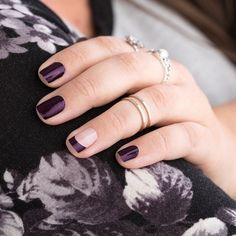 #TBT for this week is #AmethystSparkleJN and #ClearJN wraps! What are you going to pair them with? #Jamberry